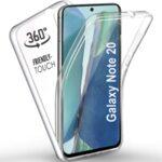 360 градусов кейс силиконов Samsung A21s-Copy