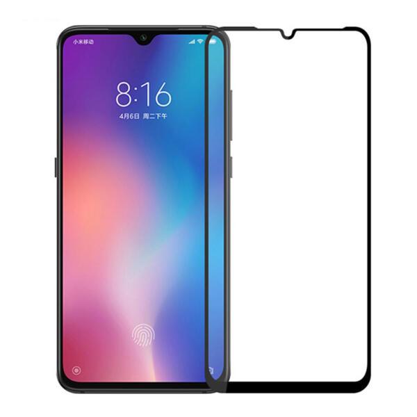 5D Glass FULL GLUE стъклен протектор Samsung A12