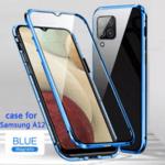 360 Magnetic Case с предно и задно стъкло Samsung A12