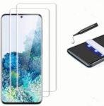 3D UV Glue Nano Optics Стъклен Протектор Samsung Note 20/Note 20 Ultra-Copy