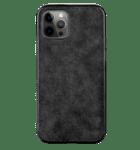 Alcantara кожен гръб Iphone 11 Pro (5.8)-Copy