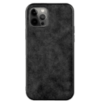 Alcantara кожен гръб Iphone 12/12 Pro-Copy