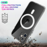 MagSafe кейс iPhone 12/12 Pro-Copy