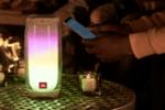 Bluetooth колонка JBL Pulse 4 светеща и водоустойчива