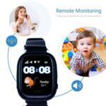 Детски смарт часовник Q90 с GPS и SIM карта