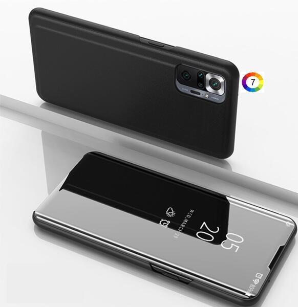 Clear View Flip Case Xiaomi Redmi Note 10 Pro 2021