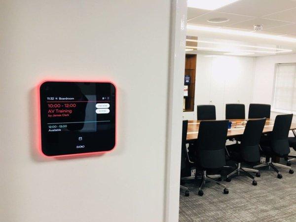 Система за резервиране на конференти зали Изображение