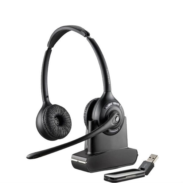 Plantronics SAVI 420 Wireless - Безжична микрогарнитура