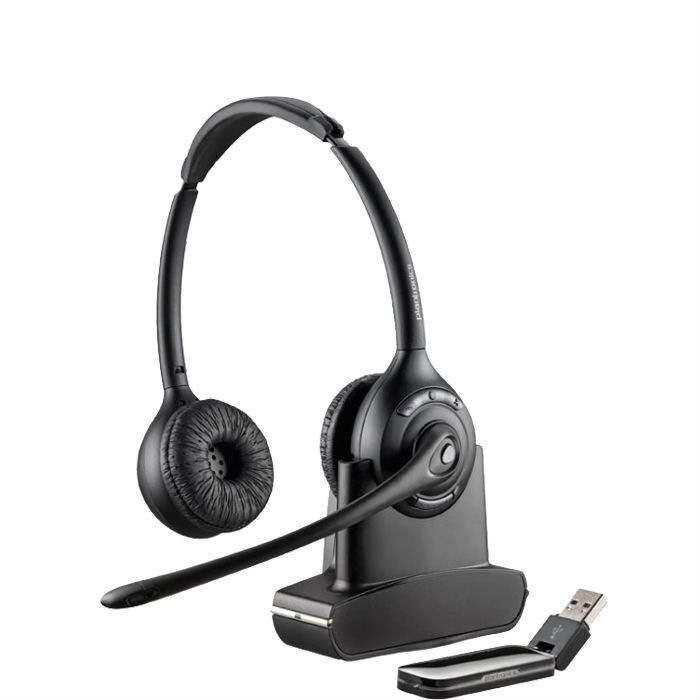 Plantronics SAVI 410 Wireless - Безжична микрогарнитура-Copy