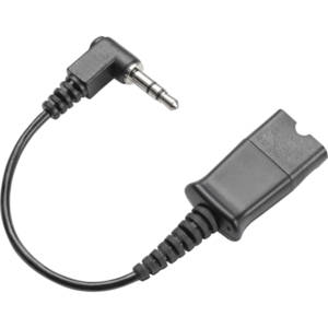 Plantronics QD към 3.5мм жак - Свързващ кабел