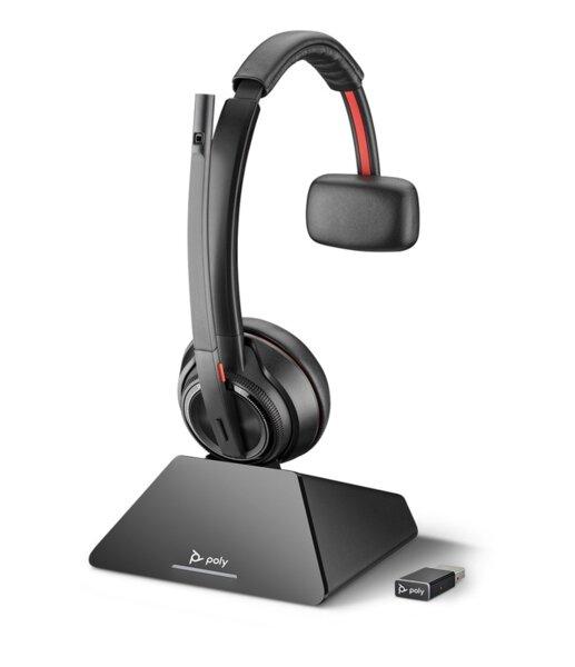 Plantronics SAVI 8210 MS USB-A - Безжична микрогарнитурa