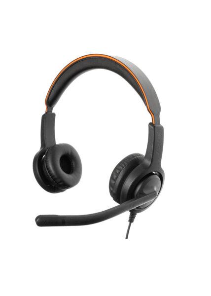 Axtel Voice 40 HD duo NC - Професионална микрогарнитура