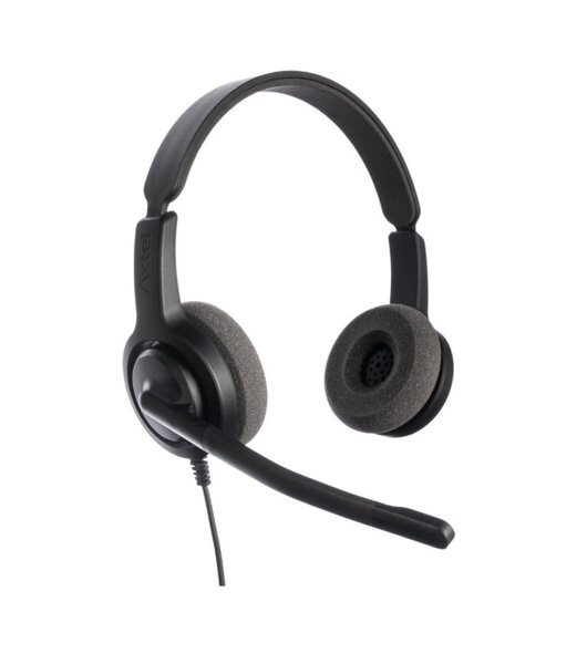 Axtel Voice 28 HD duo NC - Професионална микрогарнитура
