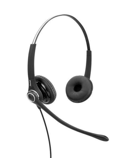 Axtel PRO Duo NC Wideband - Професионална микрогарнитура