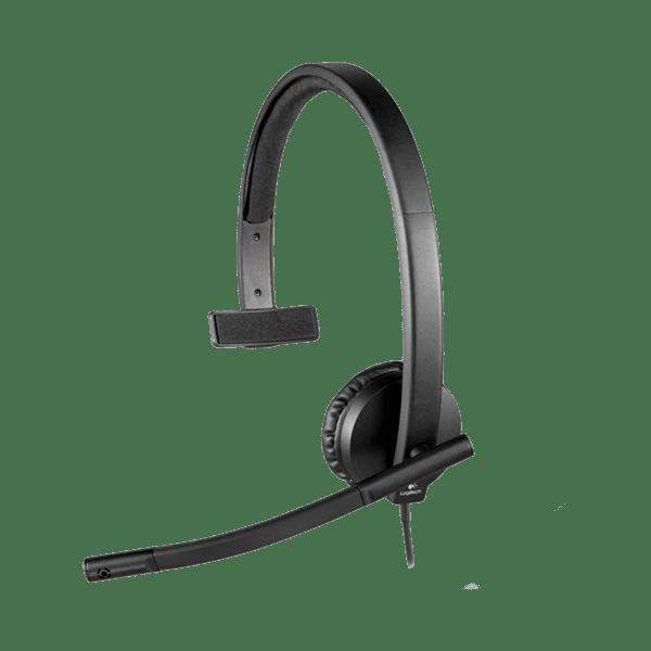 Logitech H570e Mono - Бизнес слушалка