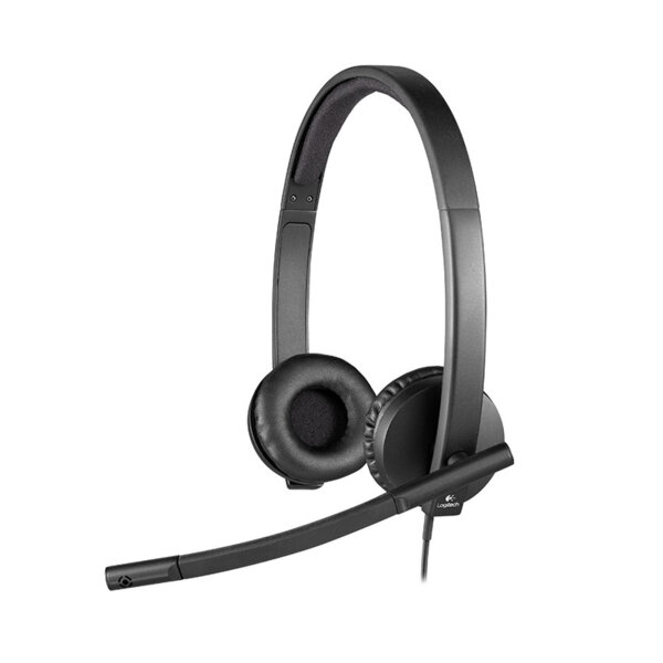 Logitech H570e Duo - Бизнес слушалка