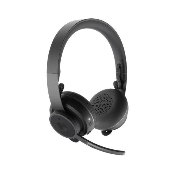Logitech Zone Wireless UC -  Безжична бизнес слушалка