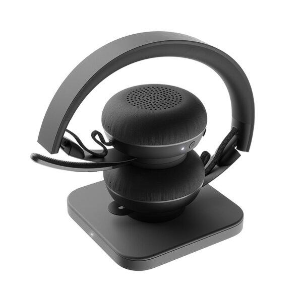 Logitech Zone Wireless UC Plus -  Безжична бизнес слушалка