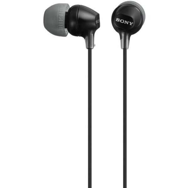 Sony Headset MDR-EX15LP black