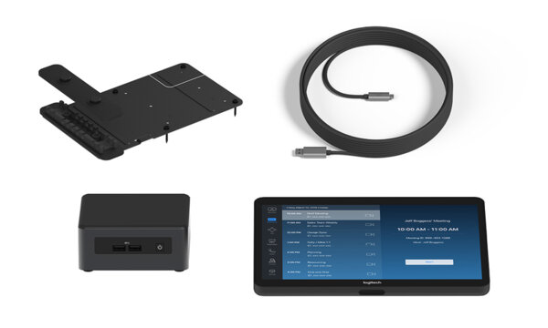 Logitech TAP Bundle Base ZOOM - Видеоконферентни системи