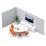 Logitech TAP Bundle MeetUp Small Room ZOOM - Видеоконферентни системи