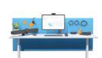 Logitech Rally Bar Mini - Видеоконферентни системи-Copy