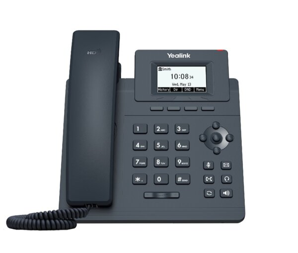 Yealink T30P - VoIP (SIP) телефонен апарат
