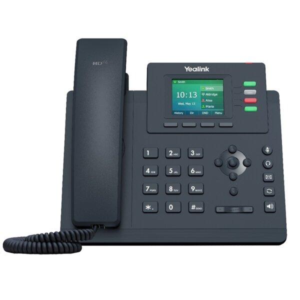 Yealink T33G - Гигабитов VoIP (SIP) телефонен апарат