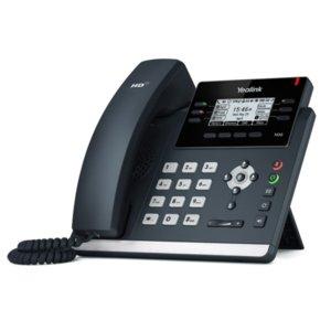 Yealink T42G - Гигабитов VoIP (SIP) телефонен апарат