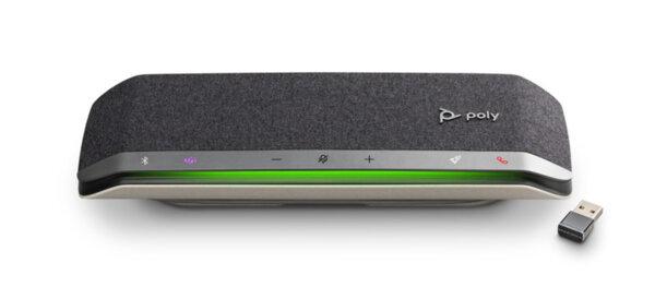 Poly Sync 40+ USB-A, USB-C MS + BT600 - Безжичен спикърфон