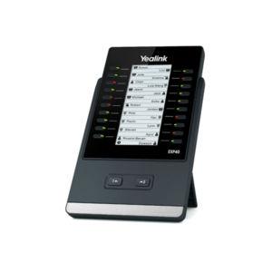 Yealink EXP40 - Разширителен модул за VoIP (SIP) телефонен апарат Yealink