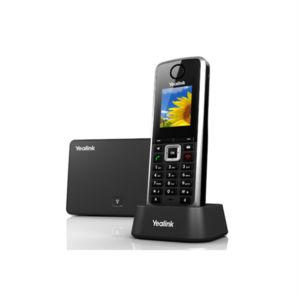 Yealink W52P - VoIP (SIP) DECT телефонен апарат