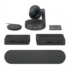 Logitech Rally Ultra-HD ConferenceCam - Видеоконферентни системи