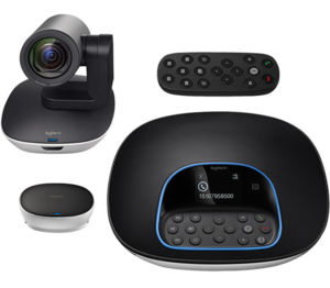 Logitech ConferenceCam Group - Видеоконферентни системи