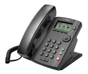 Polycom VVX 101 - VoIP (SIP) телефонен апарат