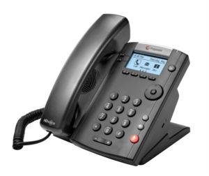 Polycom VVX 201 - VoIP (SIP) телефонен апарат