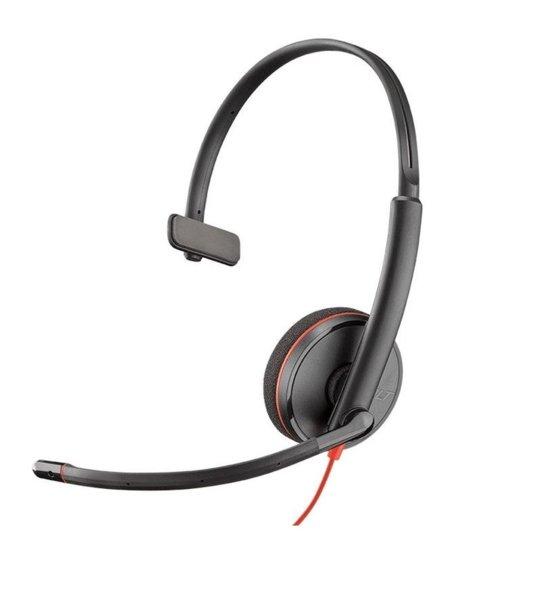 Plantronics Blackwire C3210 USB-A - Професионална микрогарнитура