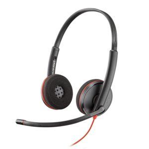 Plantronics Blackwire C3220 USB-A - Професионална микрогарнитура