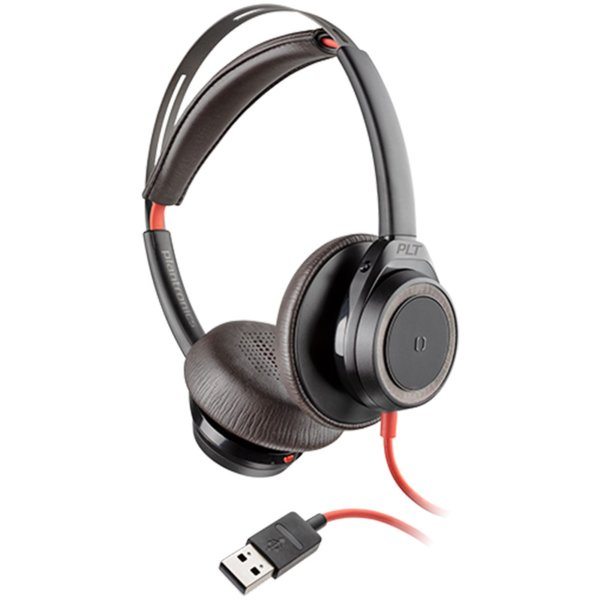 Plantronics Blackwire 7225 USB-A - Професионална микрогарнитура