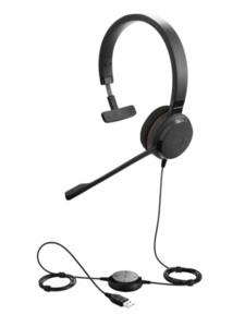 Jabra EVOLVE 30 II MS Mono USB - Професионална микрогарнитура