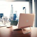 Satechi Aluminium Laptop Stand - Преносима алуминиева поставка