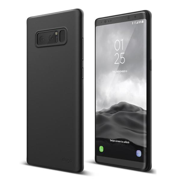 Elago Origin Case - Полипропиленов кейс (0.3 mm) за Samsung Galaxy Note 8