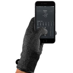 Mujjo Double Layered Touchscreen Gloves Size S - Двуслойни зимни ръкавици за тъч екрани