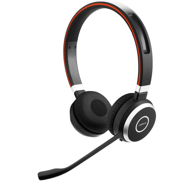 Jabra EVOLVE 65 MS Duo USB - Професионална микрогарнитура