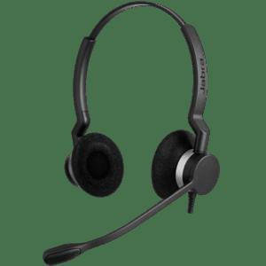 Jabra BIZ 2300 Duo NC - Професионална микрогарнитура