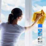 Почистващ препарат Xanto Window & Glass, 600 мл