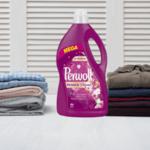 Течен перилен препарат Perwoll Renew & Blossom, 3,6 литра, 60 пранета