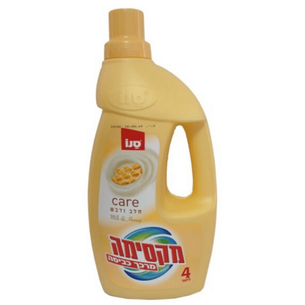 Омекотител Sano Maxima Milk & Honey,  4 литра