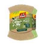 Домакинска гъба Fino Green Life Flexi, 2 броя