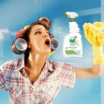 Почистващ препарат Dual Vetri Ecologico, 750 мл